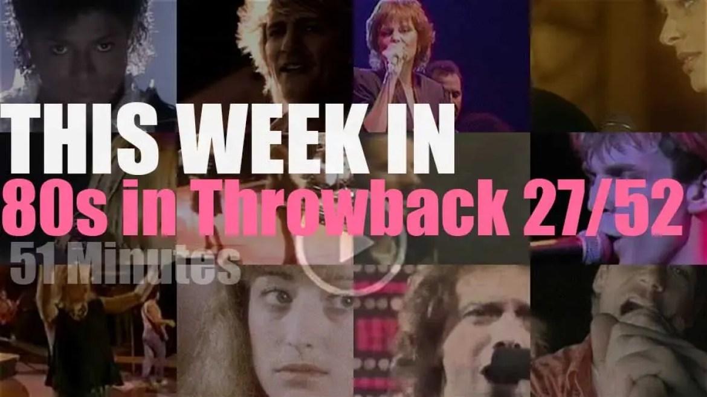 This week In '80s Throwback' 27/52
