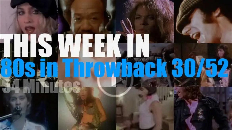 This week In '80s Throwback' 30/52