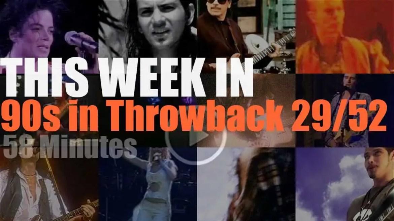 This week In  '90s Throwback' 29/52