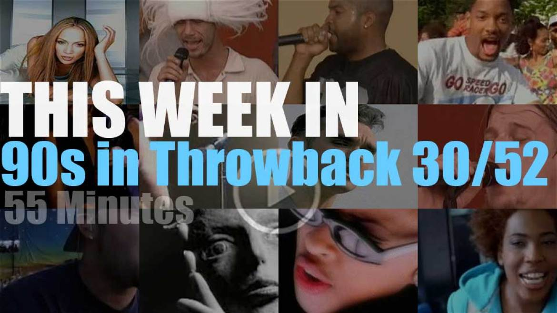 This week In  '90s Throwback' 30/52