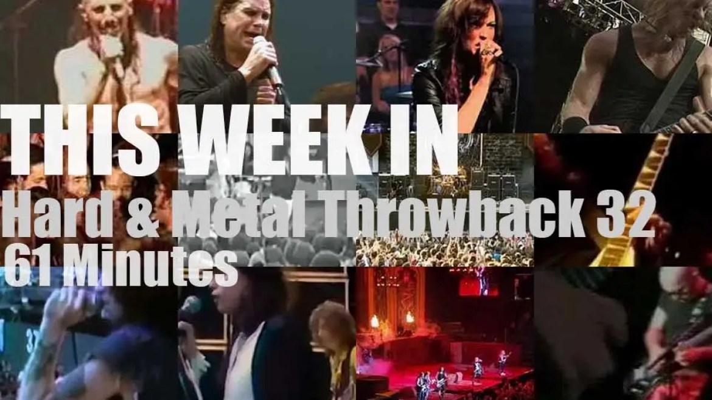 This week In  'Hard & Metal Throwback'  32