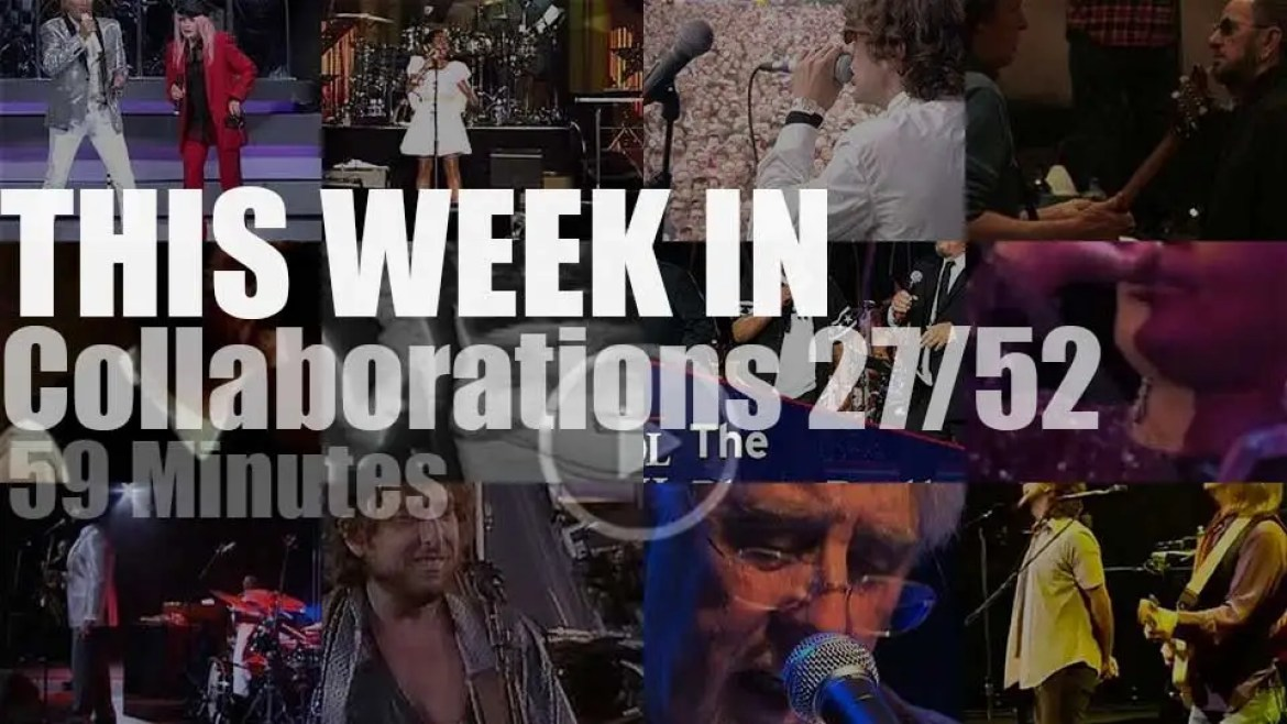 This week In One-Off Collaborations 27/52