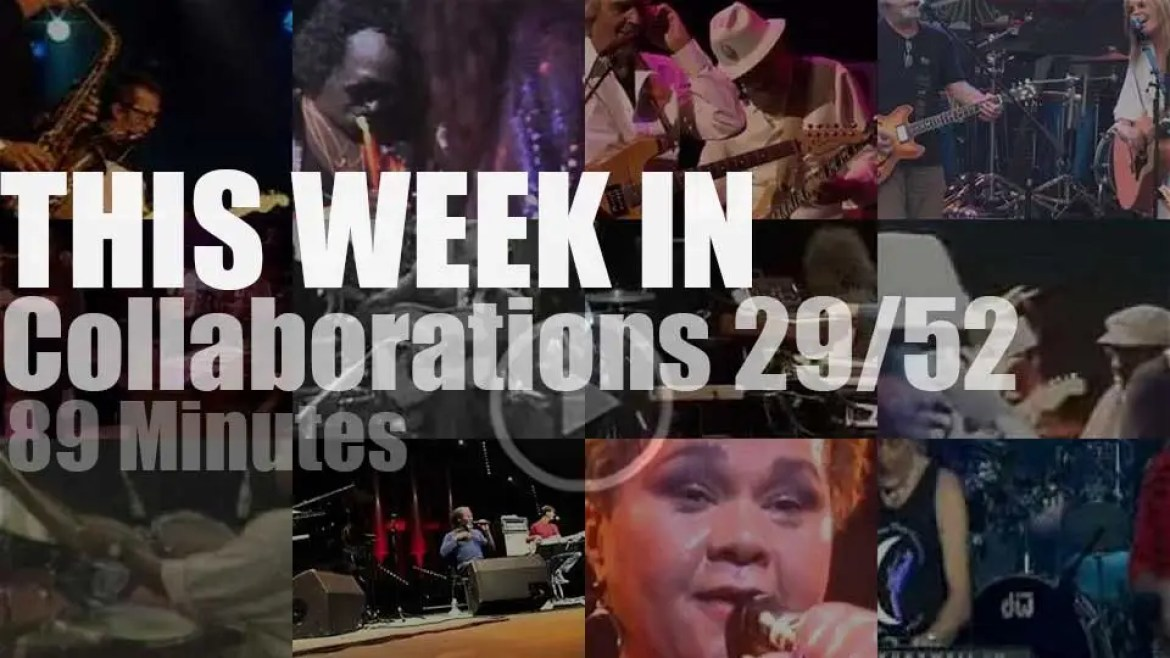 This week In One-Off Collaborations 29/52