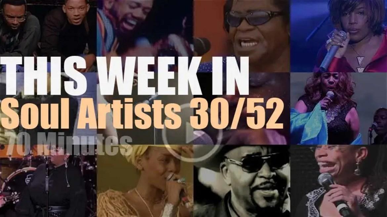 This week In Soul Artists 30/52