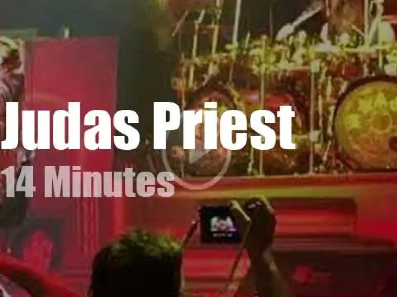 Judas Priest bring their 'Firepower' to Ontario (2018)