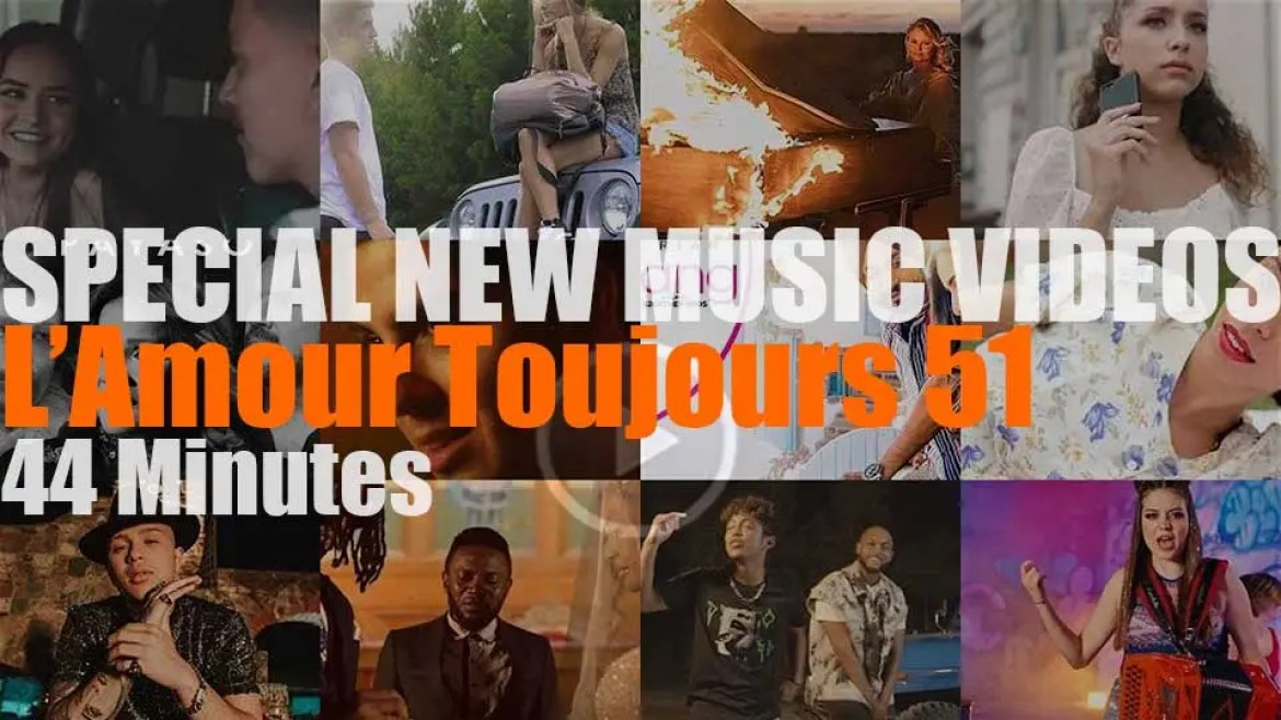 'L'Amour Toujours' Special New Music Videos 51