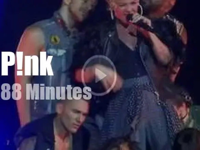 Pink is live in Berlin (2017)