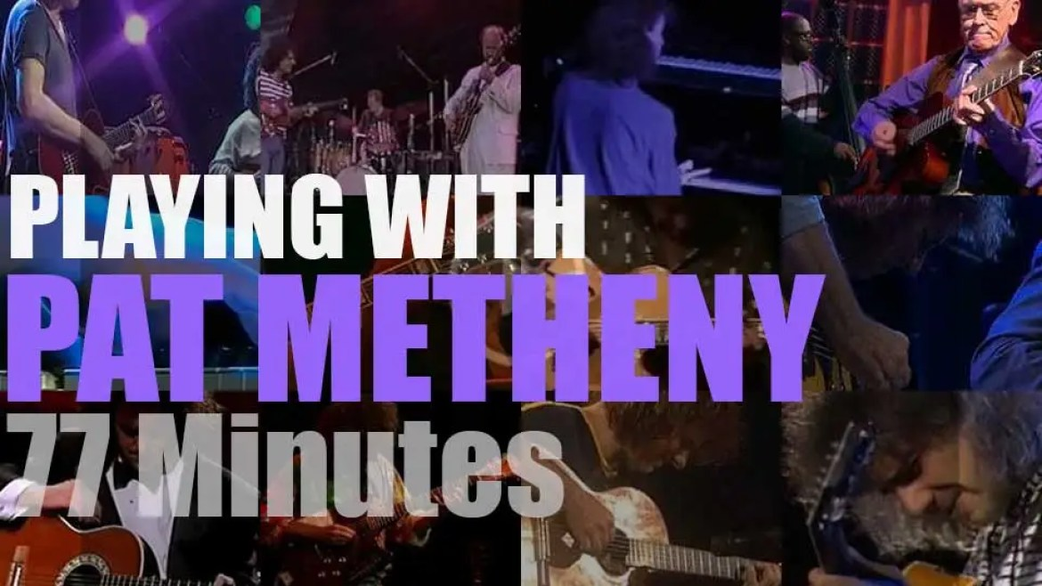 Playing With Pat Metheny