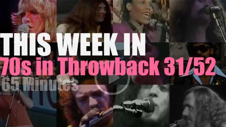 This week In  '70s Throwback' 31/52