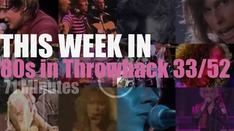 This week In '80s Throwback' 33/52