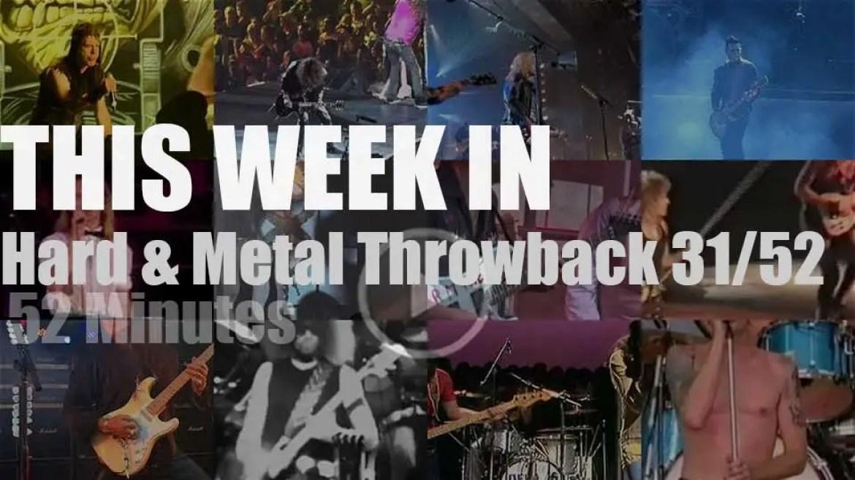 This week In  'Hard & Metal Throwback'  31/52