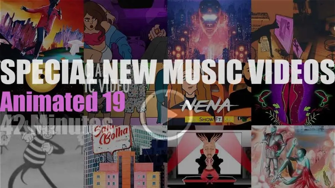 Special New Animated Music Videos 19