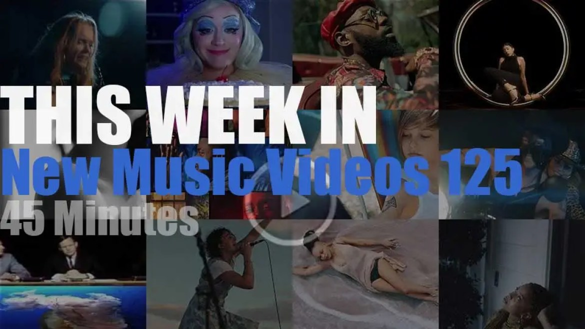 This week In New Music Videos 125
