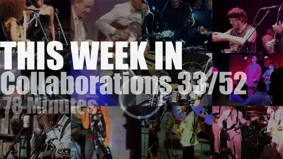 This week In One-Off Collaborations 33/52