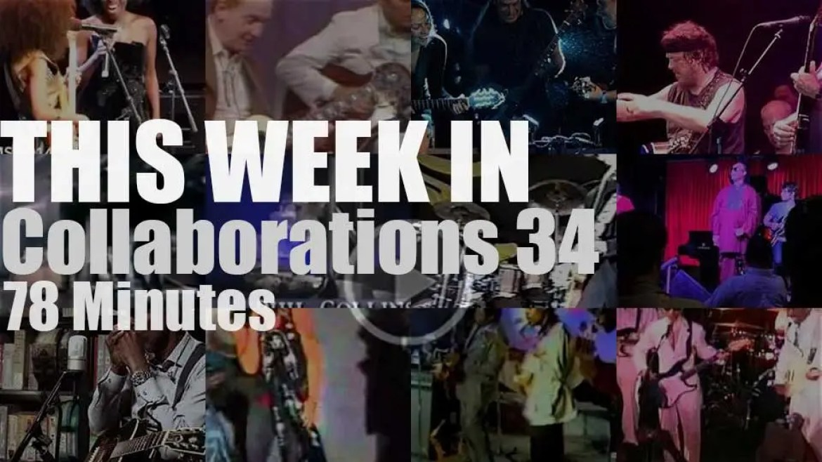 This week In One-Off Collaborations 34