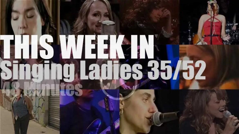 This week In Singing Ladies 35/52