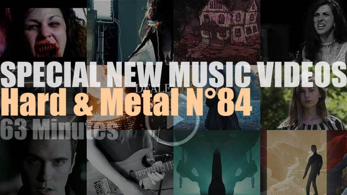 Hard & Metal Special New Music Videos N°84