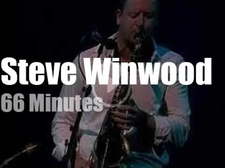Steve Winwood performs in LA (2017)