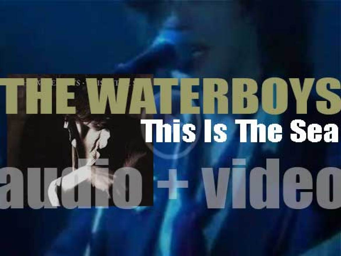 The Waterboys release their third album : 'This Is The Sea' featuring 'The Whole of the Moon' (1985)