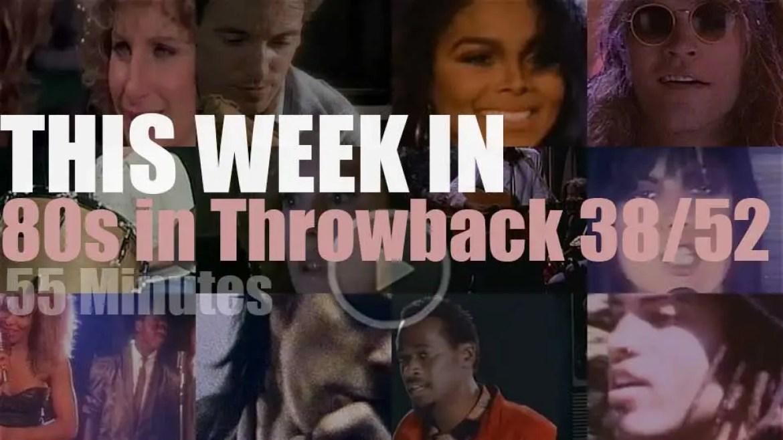 This week In '80s Throwback' 38/52