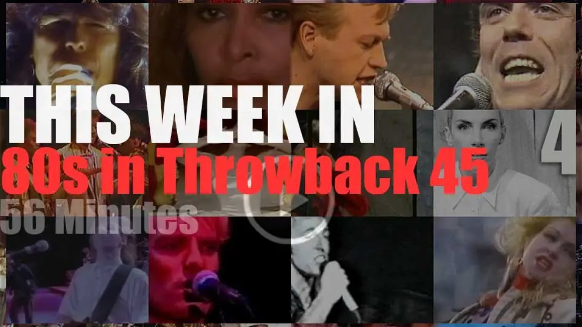 This week In '80s Throwback' 45