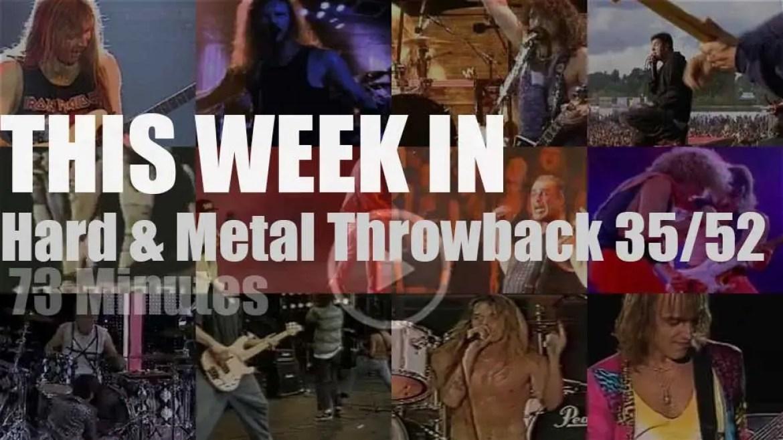This week In 'Hard & Metal Throwback' 35/52