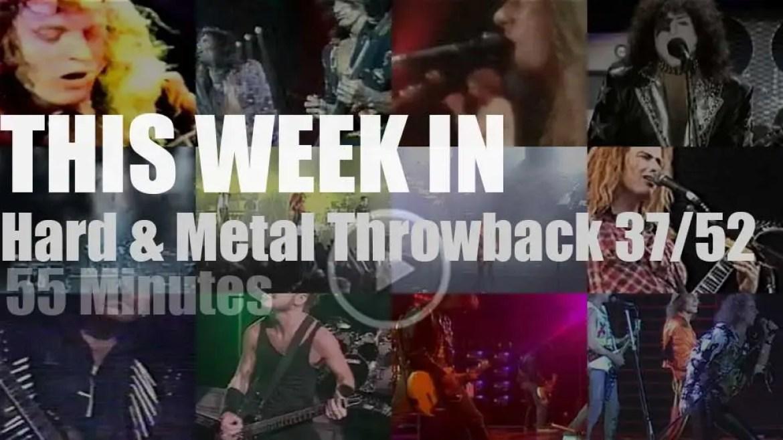 This week In  'Hard & Metal Throwback' 37/52