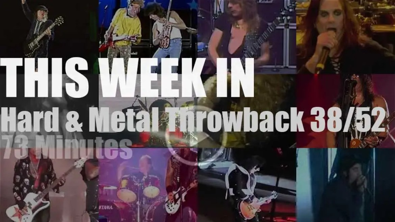 This week In  'Hard & Metal Throwback' 38/52