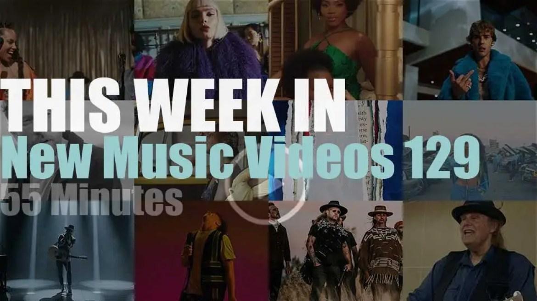 This week In New Music Videos N°129