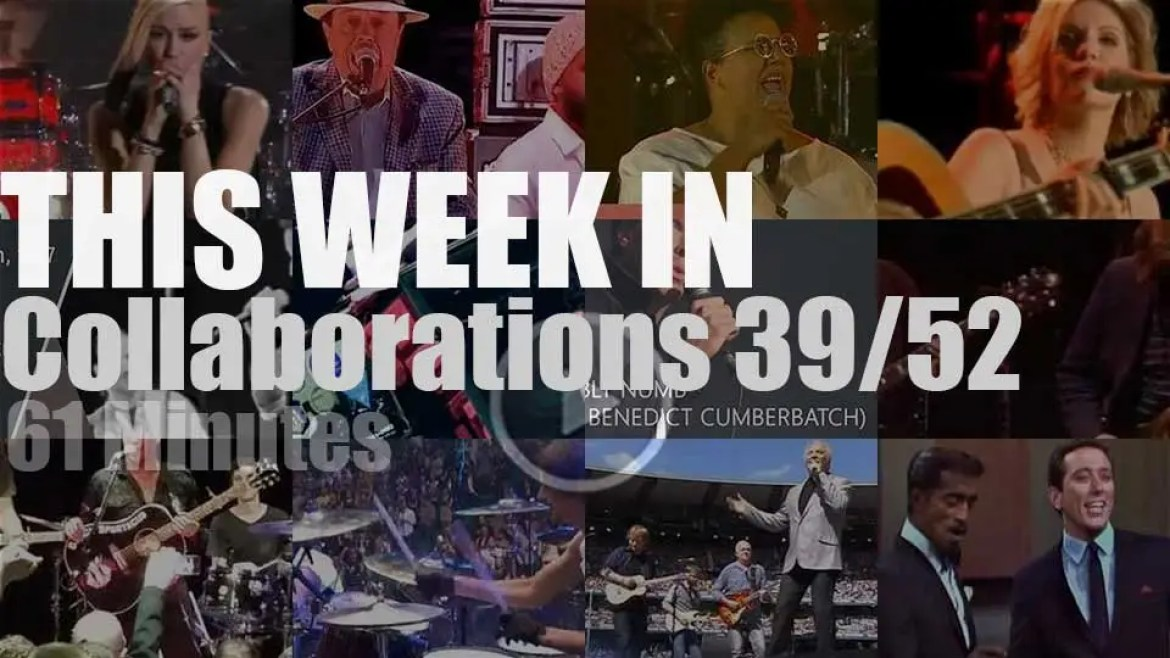 This week In One-Off Collaborations 39/52