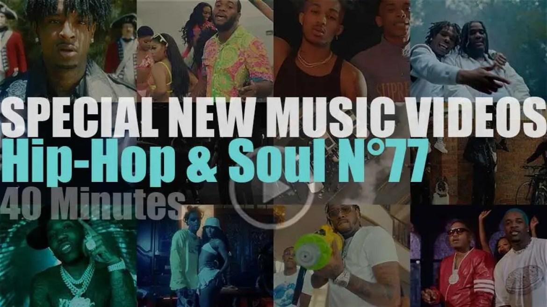 Hip-Hop & Soul  New Music Videos N°77