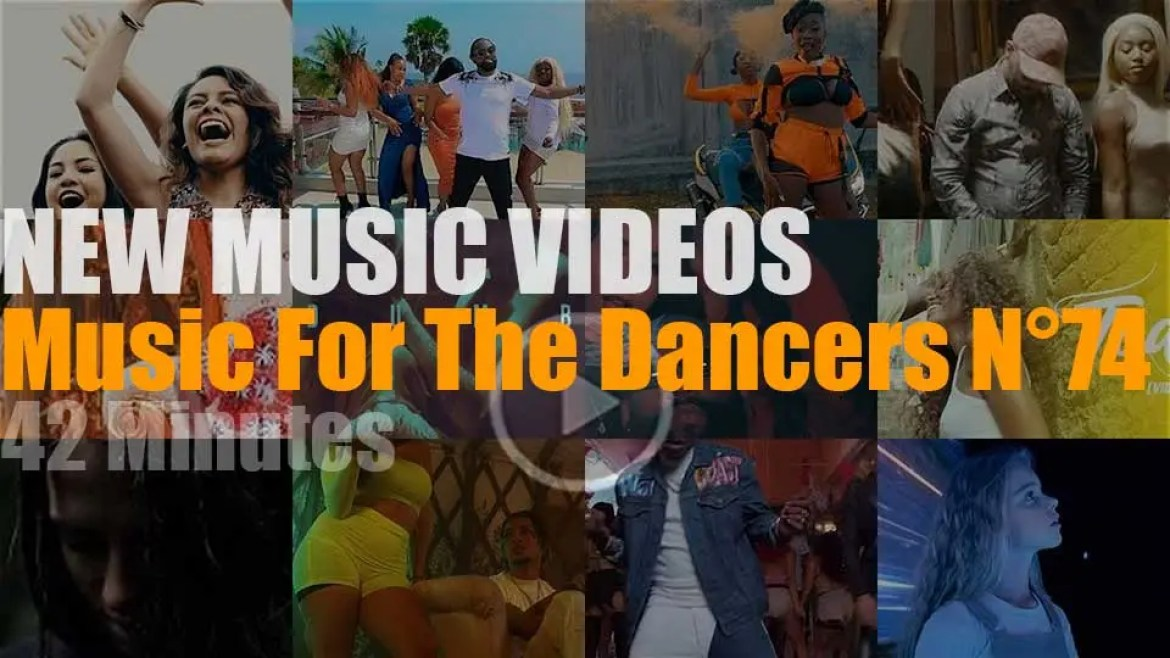 'Music For The Dancers'  New Music Videos N°74