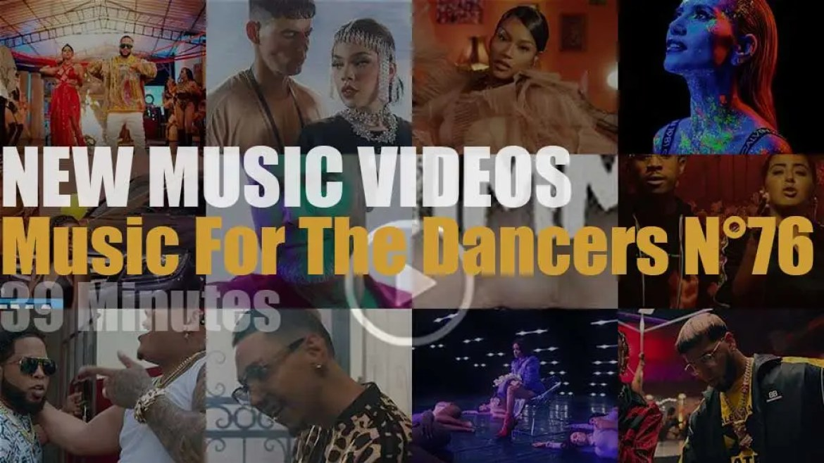 'Music For The Dancers'  New Music Videos N°76