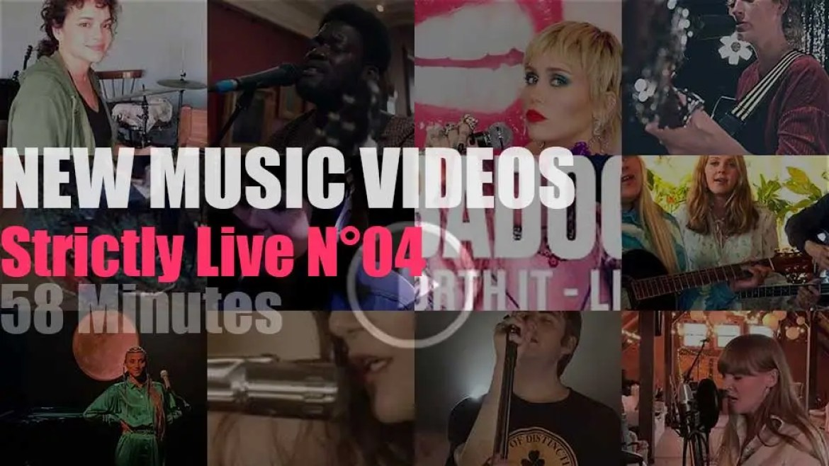 'Strictly Live'  New Music Videos N°04
