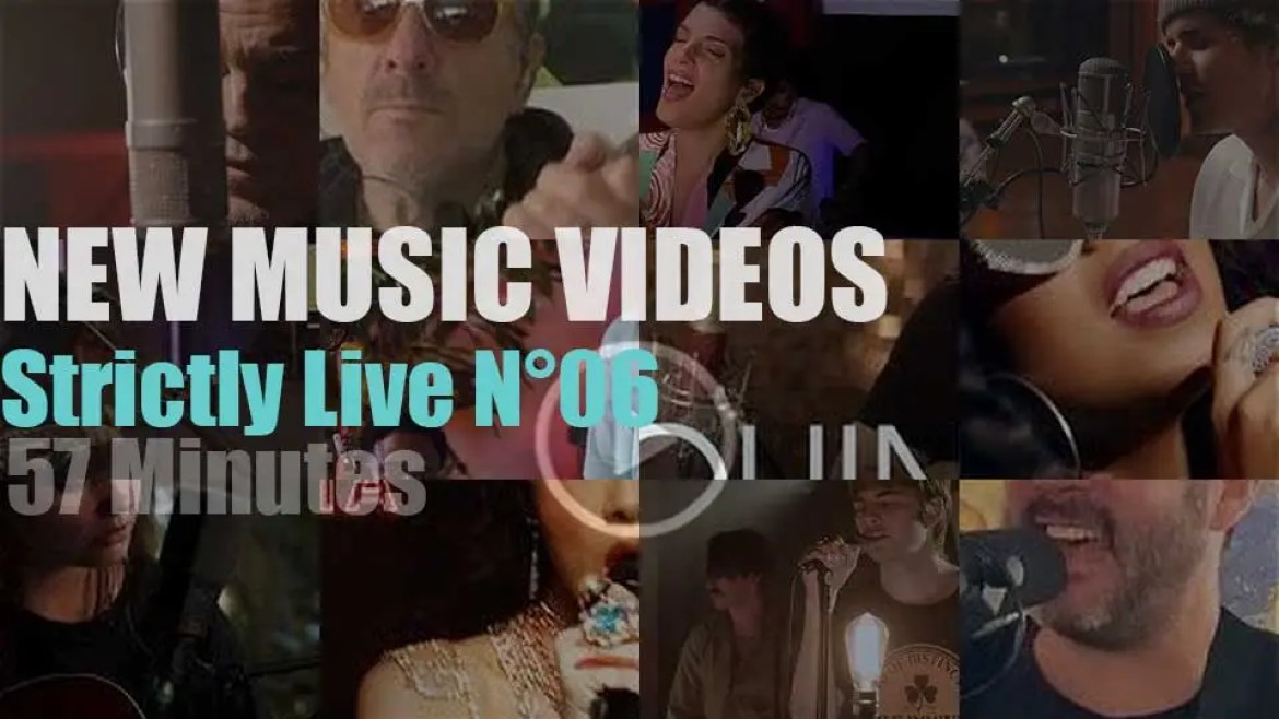 'Strictly Live'  New Music Videos N°06