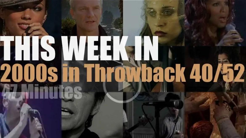This week In  '2000s Throwback' 40/52