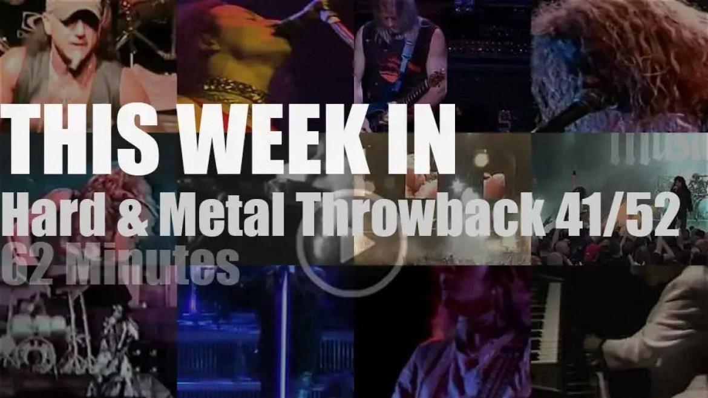 This week In  'Hard & Metal Throwback' 41/52