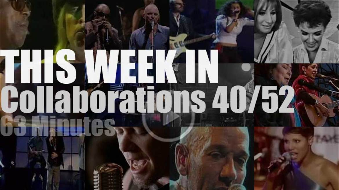 This week In One-Off Collaborations 40/52