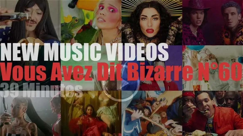 'Vous Avez Dit Bizarre' New Music Videos N°60