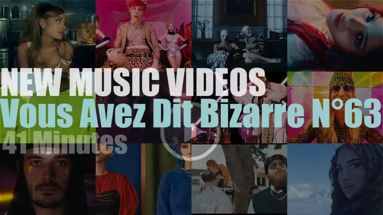 'Vous Avez Dit Bizarre' New Music Videos N°63
