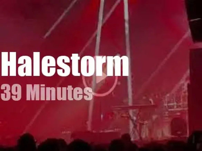 Halestorm destroy London (2019)