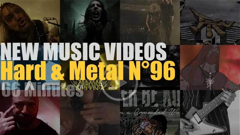 Hard & Metal New Music Videos N°96
