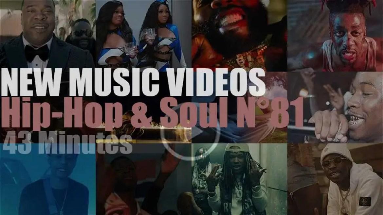 Hip-Hop & Soul  New Music Videos N°81