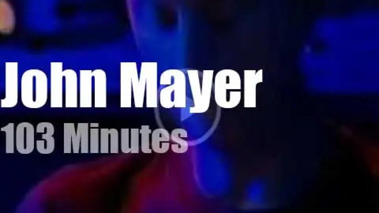 John Mayer brings his Trio to New York (2005)