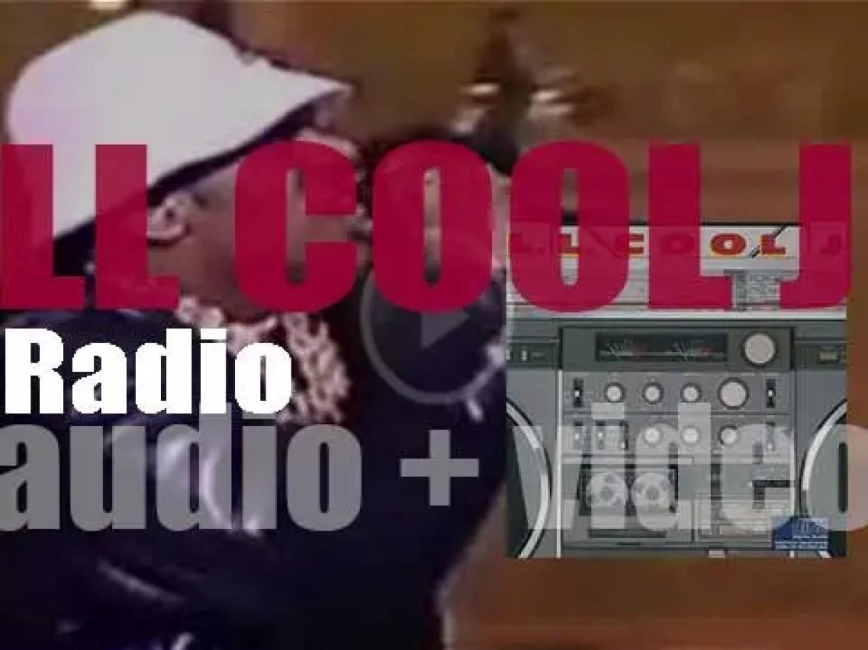 Def Jam publish LL Cool J's debut album : 'Radio' (1985)