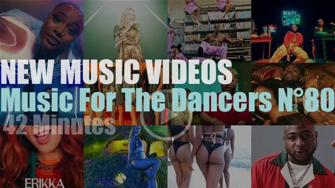 'Music For The Dancers'  New Music Videos N°80