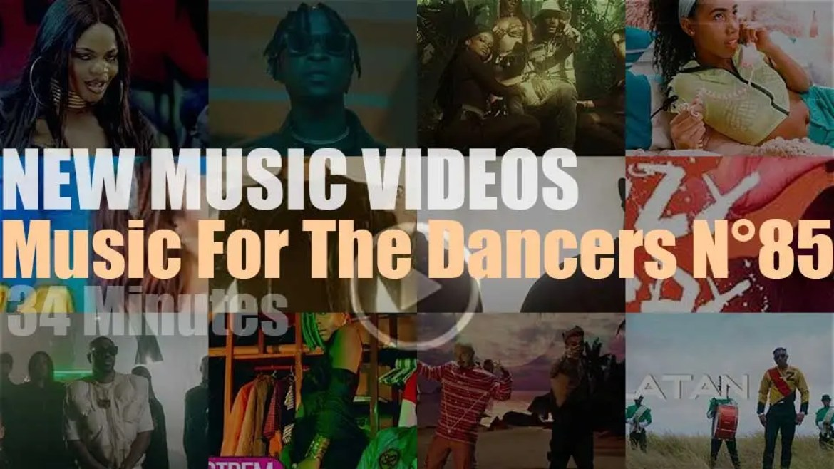 'Music For The Dancers'  New Music Videos N°85