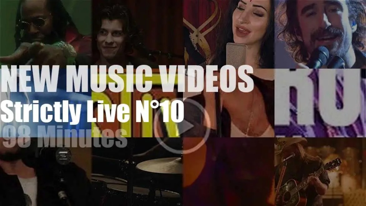 'Strictly Live'  New Music Videos N°10