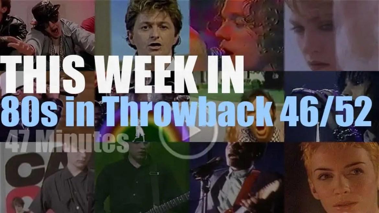 This week In '80s Throwback' 46/52