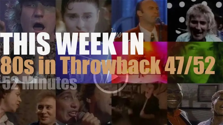 This week In '80s Throwback' 47/52